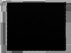 Почистваща кърпа за очила - черна