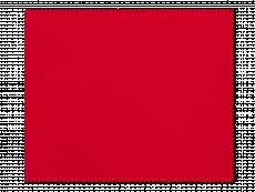 Почистваща кърпа за очила - червена