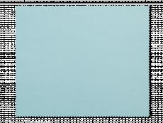Почистваща кърпа за очила - светло синя
