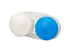 Антибактериален калъф за контейнер - син