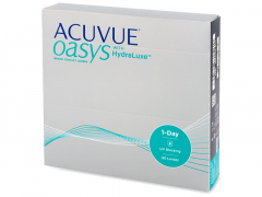 Acuvue Oasys 1-Day (90 лещи)