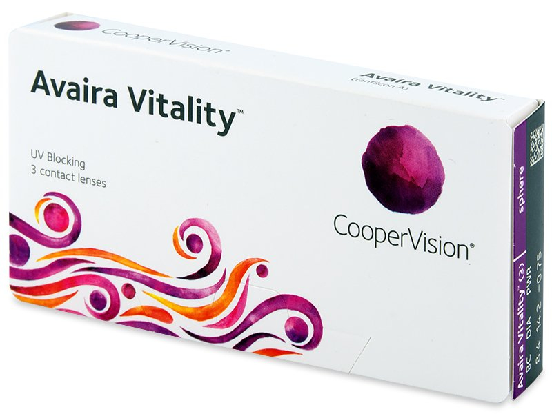 Avaira Vitality (3 лещи)