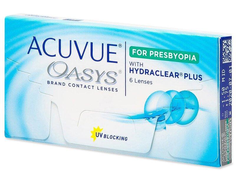 Acuvue Oasys for Presbyopia (6 лещи)