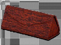 Калъф за очила с червени акценти - Brindle - Brindle