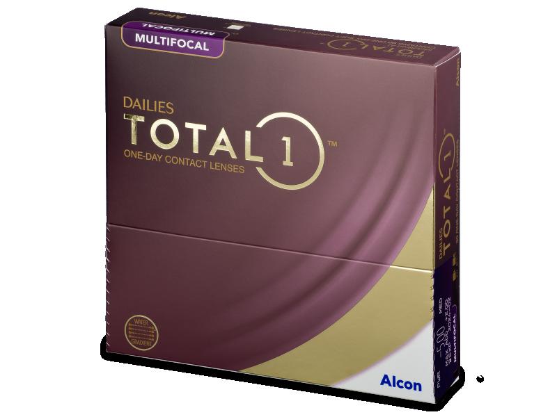 Dailies TOTAL1 Multifocal (90 лещи)