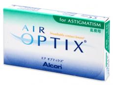 Air Optix for Astigmatism (3лещи)