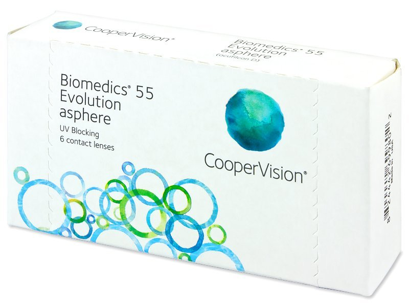Biomedics 55 Evolution (6лещи)