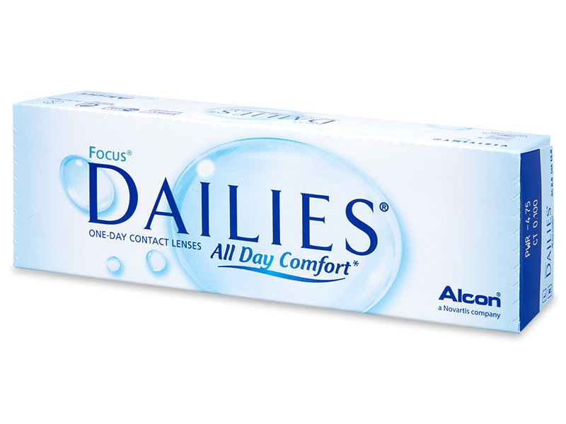 Focus Dailies All Day Comfort (30 лещи)