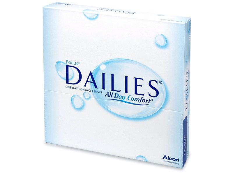 Focus Dailies All Day Comfort (90лещи)
