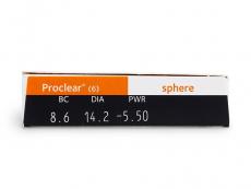 Proclear Sphere (6лещи)