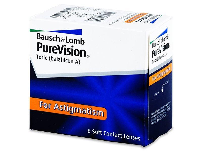 PureVision Toric (6лещи)