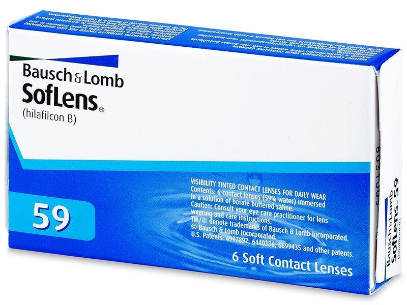 SofLens 59 (6лещи)