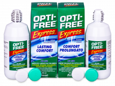 Разтвор OPTI-FREE Express 2 x 355 ml