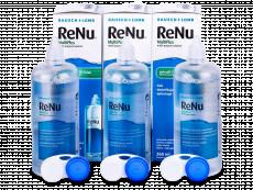 Разтвор ReNu MultiPlus 3 x 360 ml