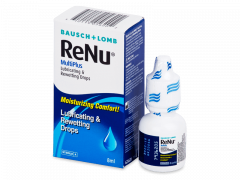 Капки за очи ReNu MultiPlus Drops 8 ml