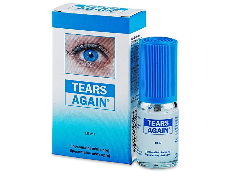 Спрей за очи Tears Again 10 ml