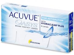 Acuvue Oasys for Astigmatism (6лещи)