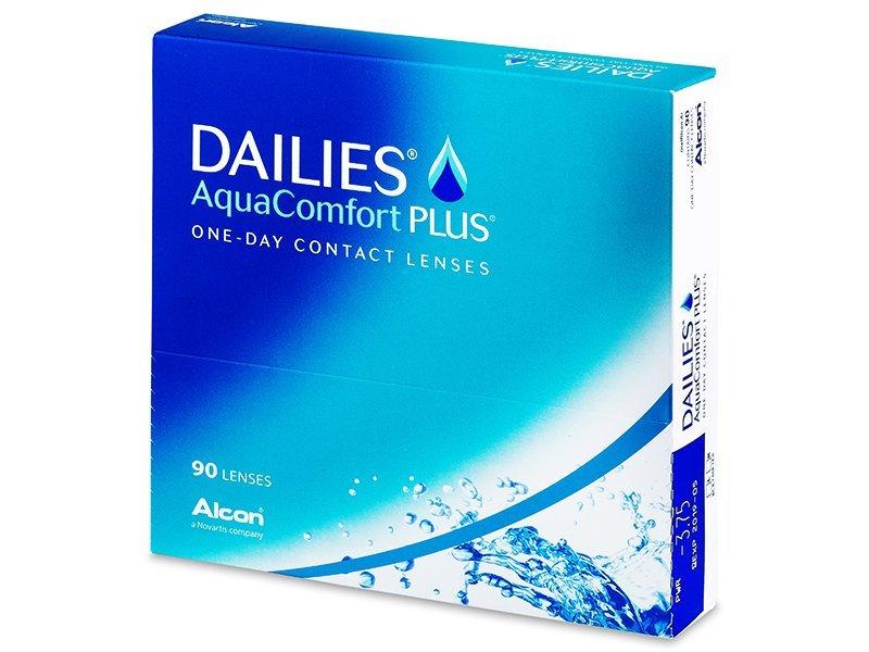 Dailies AquaComfort Plus (90лещи)