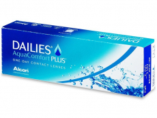 Dailies AquaComfort Plus (30 лещи)