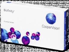 Biofinity (6лещи)