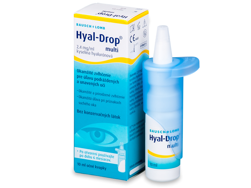 Капки за очи Hyal-Drop Multi 10 ml
