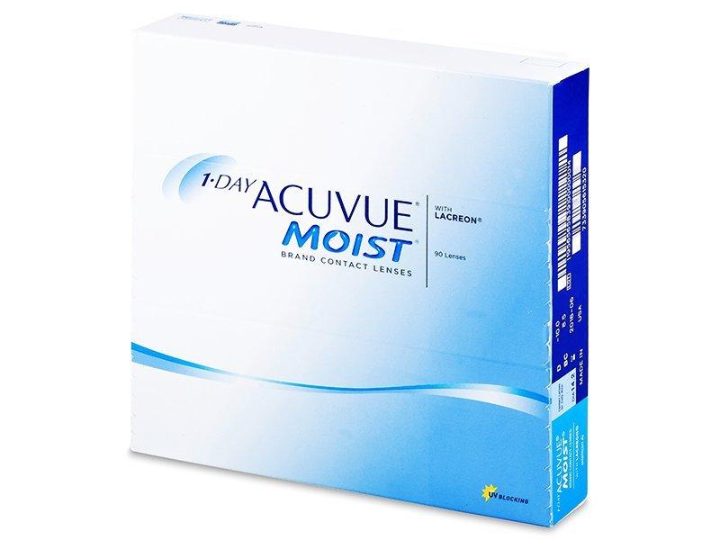 1 Day Acuvue Moist (90лещи)