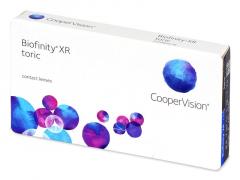 Biofinity XR Toric (3 лещи)