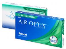Air Optix for Astigmatism (6лещи)