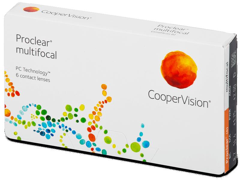 Proclear Multifocal (6лещи)